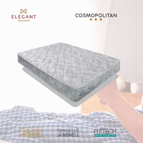 ELEGANT COLCHON COSMOPOLITAN 90X190