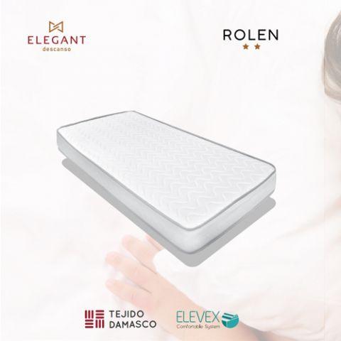 ELEGANT COLCHON ROLEN 18 90X190 (ENRROLLADO)