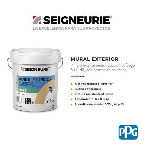 SEIGNEURIE MURAL EXTERIOR 15L