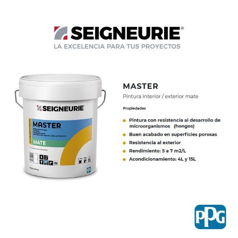 SEIGNEURIE MASTER 15L