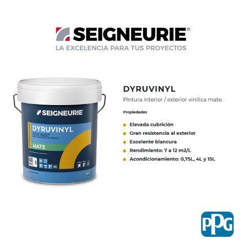 SEIGNEURIE DYRUVINYL 4L