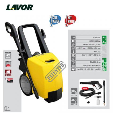 LAVOR HIDRO ADVANCED 1108-145BAR 450L/H 80°C 2300W