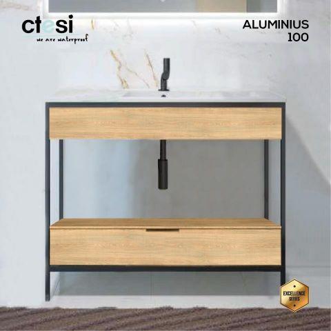 CTESI MUEBLE ALUMINIUS 100 1C/1E HERA